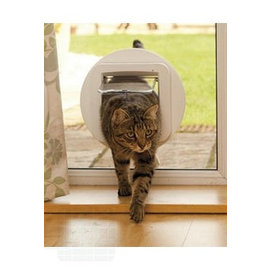 Cat Door sure flap