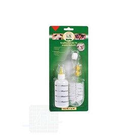 Babyflasche 115ml + Pinsel
