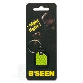 B-Seen lumière de sécurité avec réflecteur 100 pièces