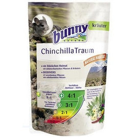 BUNNY rêve chinchilla herbes sac de 500 grammes