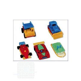 Jouts voitures et bateaux miniaturs 100 pièces