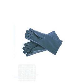Gant de protection contre les rayons X Pb0.5 bleu par paire