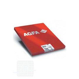 Agfa CP-BU bleu 30x40cm 100 pièces