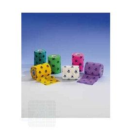 PetFlex Paw couleur 4,5 mx 7,5 cm 24 pièces