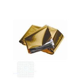 Rettungsdecke gold / silber