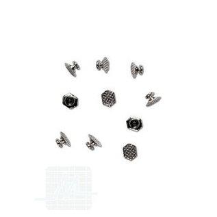 Button bracket angular