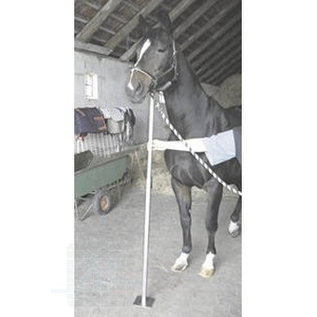 Horse head support mobil