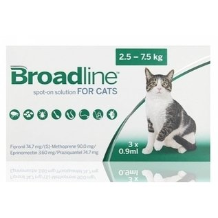 Broadline Cat 2,5-7,5kg 3 pip. APIECE