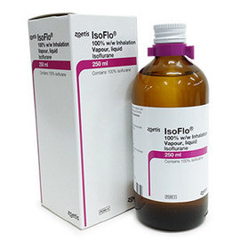 Isoflurane 250ml par unité