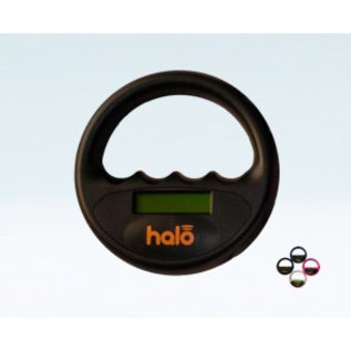 Halo chip reader