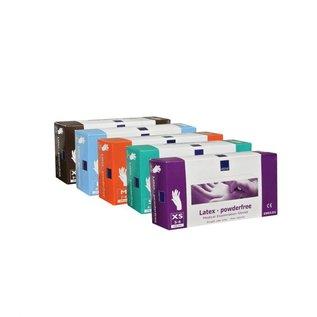 Abena powder-free latex glove
