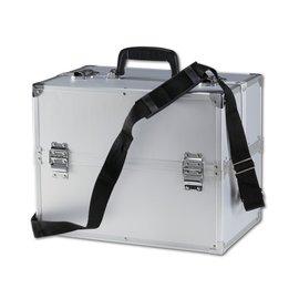 Praxis-koffer aus aluminium