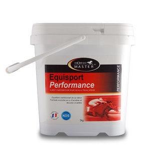 HorseMaster EQUISPORT PERFORMANCE Multi Vitamin - Mineral -aminosäureamidoximharzes - Ergänzung