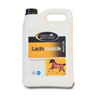 HorseMaster LACTOMUSCLE flüssige Ergänzungsmittel für Pferde neigen zu binden