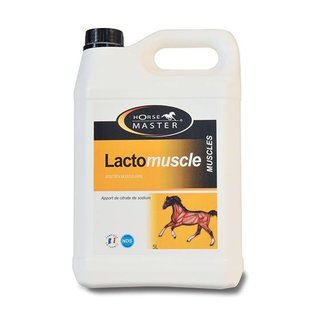 HorseMaster LACTOMUSCLE liquid supplement for horses prone to tying up