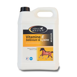 HorseMaster VITAMINE E - SELENIUM - LYSINE - supplement