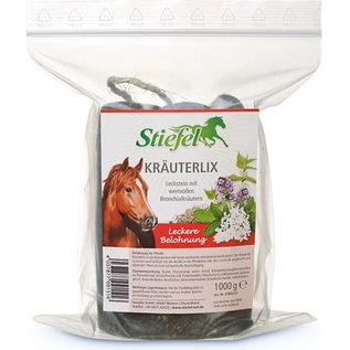 Stiefel Kräuterlix Lickstone 1 kg
