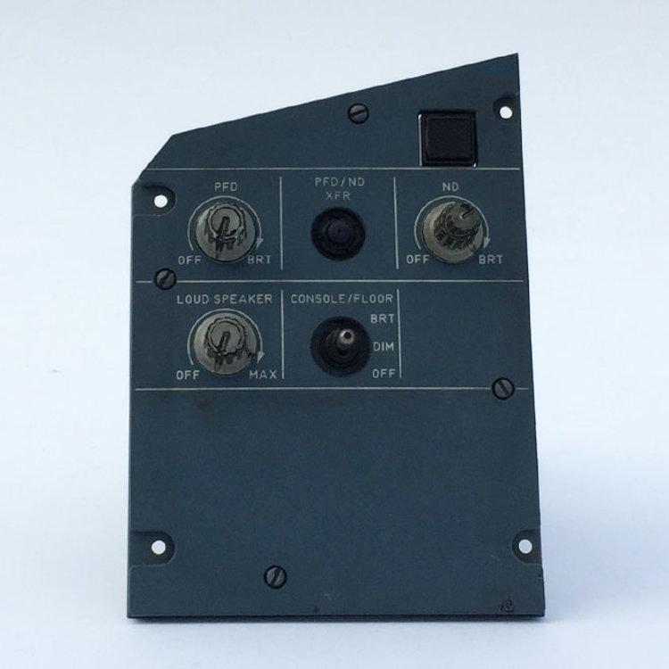 301VU CPT PFD/ND CONTROL PANEL