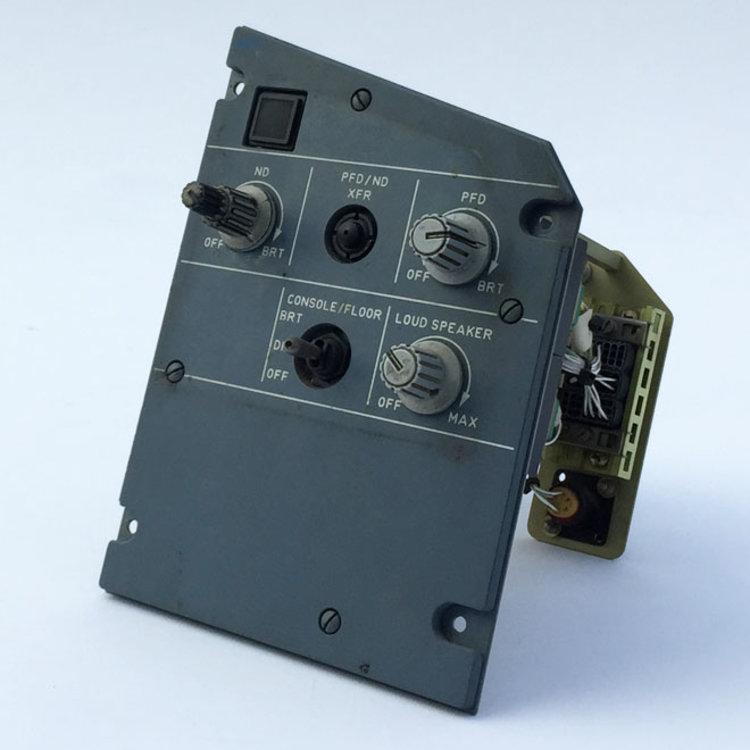 500VU FO PFD/ND CONTROL PANEL