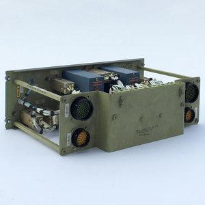 35VU ELECTRIC CONTROL PANEL