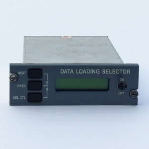 DATA LOAD SELECTOR PANEL
