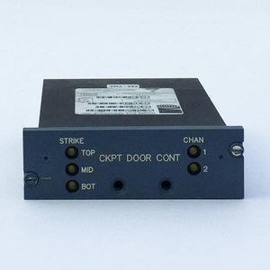 COCKPIT DOOR STRIKE CONTROL PANEL