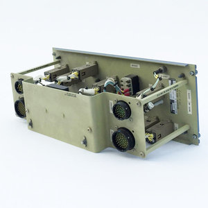 40VU HYD/FUEL CONTROL PANEL