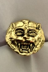 Sacred tiger ring