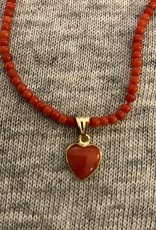 Coral heart