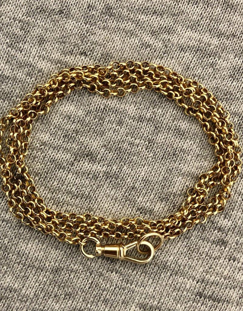 Wikkel chain