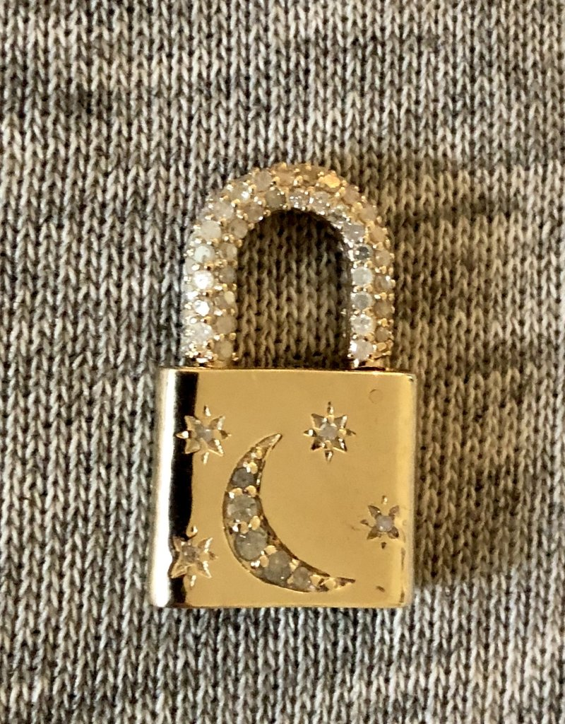 Chunky universe Sparkly lock