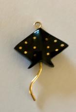 Black Coral stingray