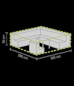 Outdoor Covers Lounge Set Schutzhülle XL 280x230x80cm