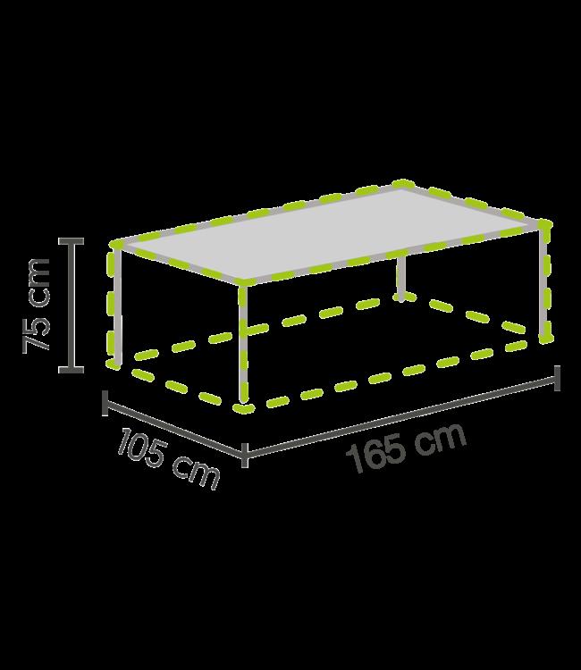 Outdoor Covers Tischschutzhülle 165x105x75cm