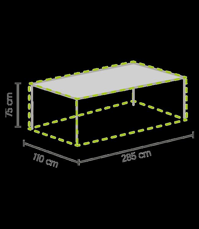 Outdoor Covers Tischschutzhülle 285x110x75cm