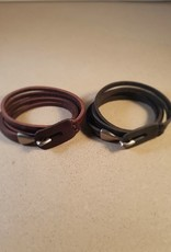 Heren multi wrap armband Los Angeles - Copy