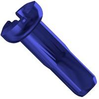 thumb-Sapim  Nippel 14G - Polyax - Alu - Blauw - Secure Lock-2