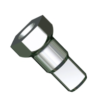 thumb-Sapim - Nipple 14G - Hexa Polyax - Brass - Schwarz-2