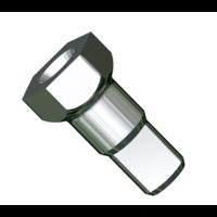 thumb-Sapim - Nipple 14G - Hexa Polyax - Brass - Zwart-2