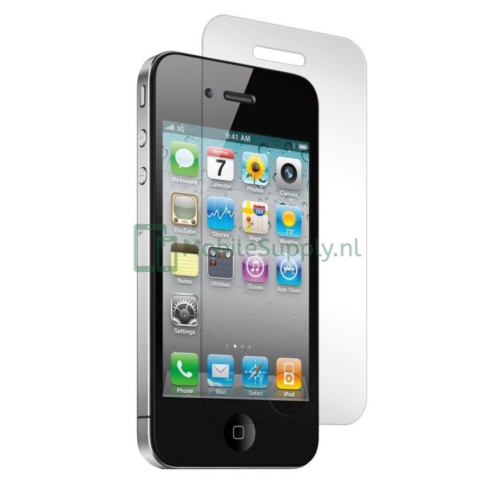 MobileSupply.nl Screenprotector iPhone 4