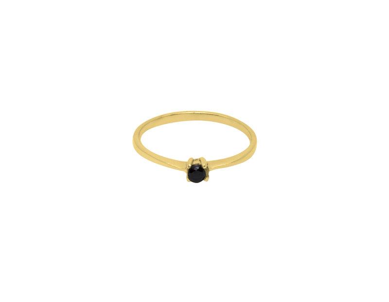 Dusk Femme Ring Gold