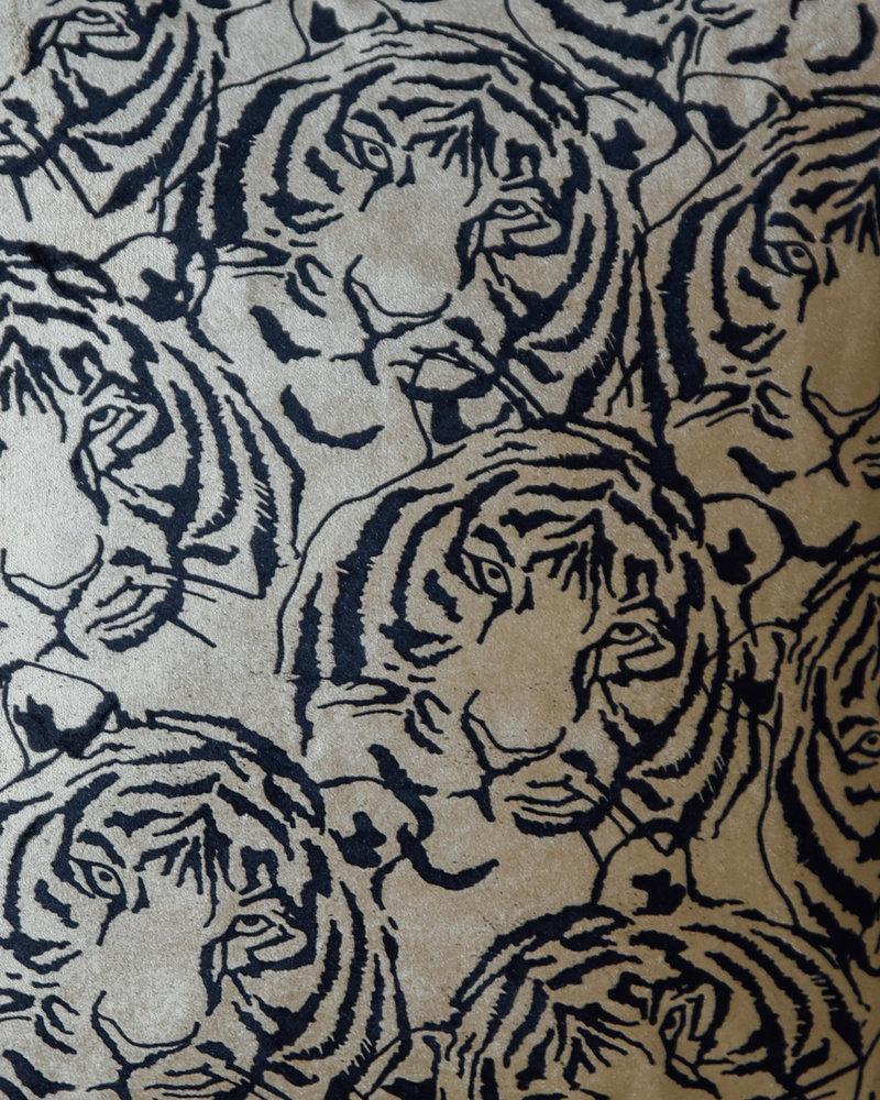 Cushion Elegant Tiger