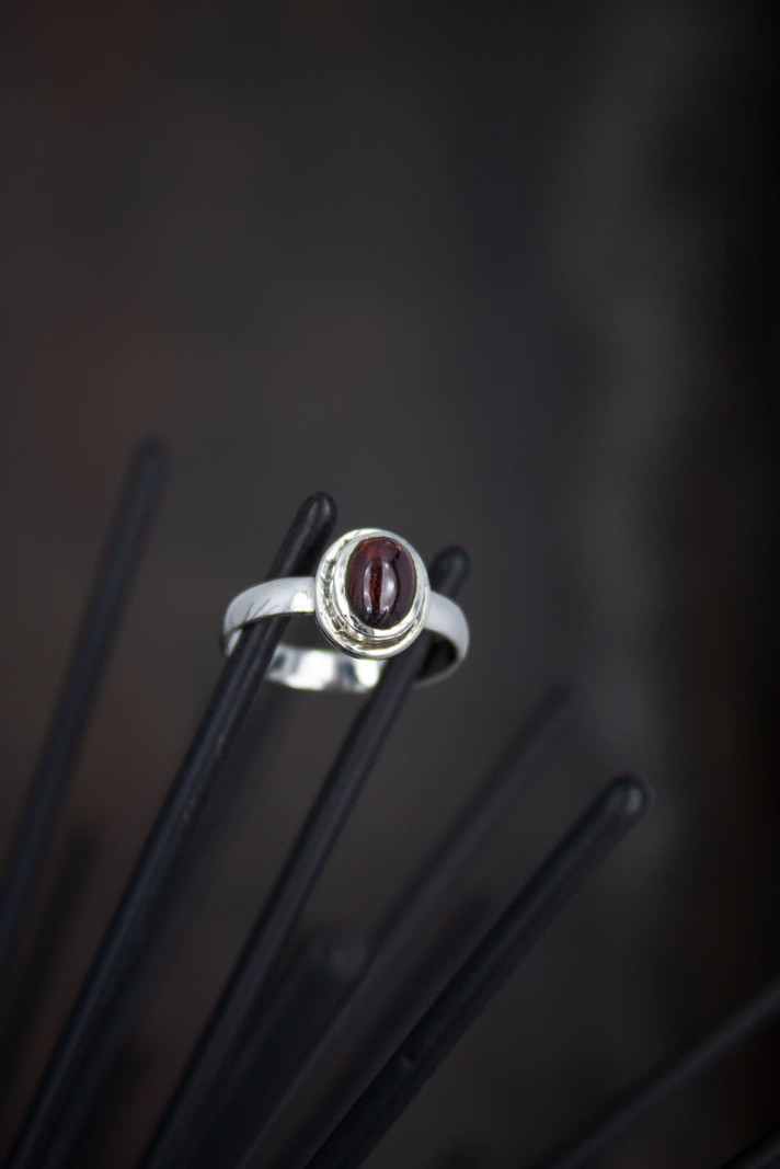 Stone Ring 6