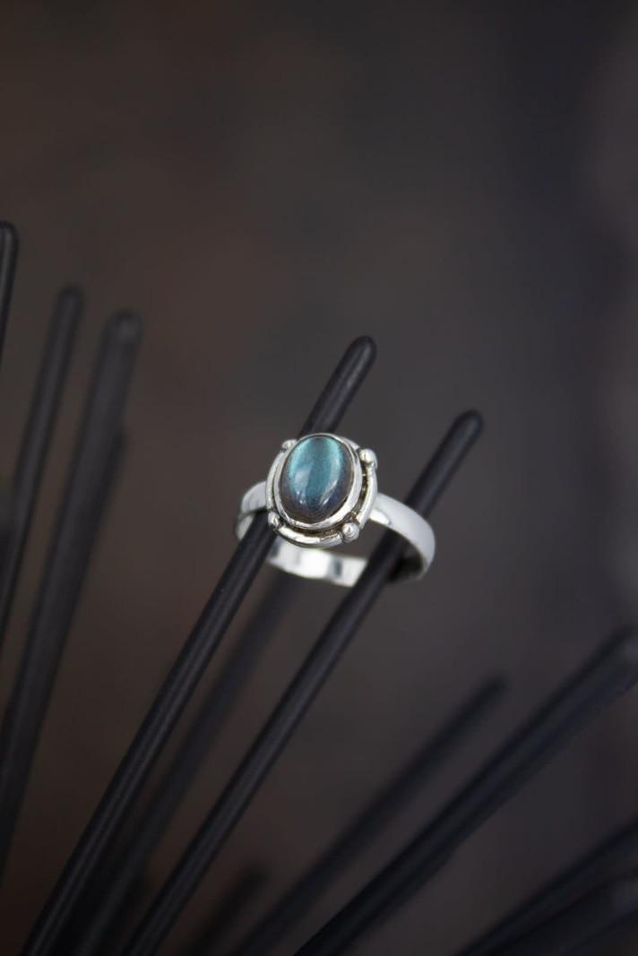 Stone Ring Midnight