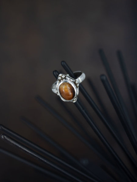Things I Like Things I Love Stone Ring 14