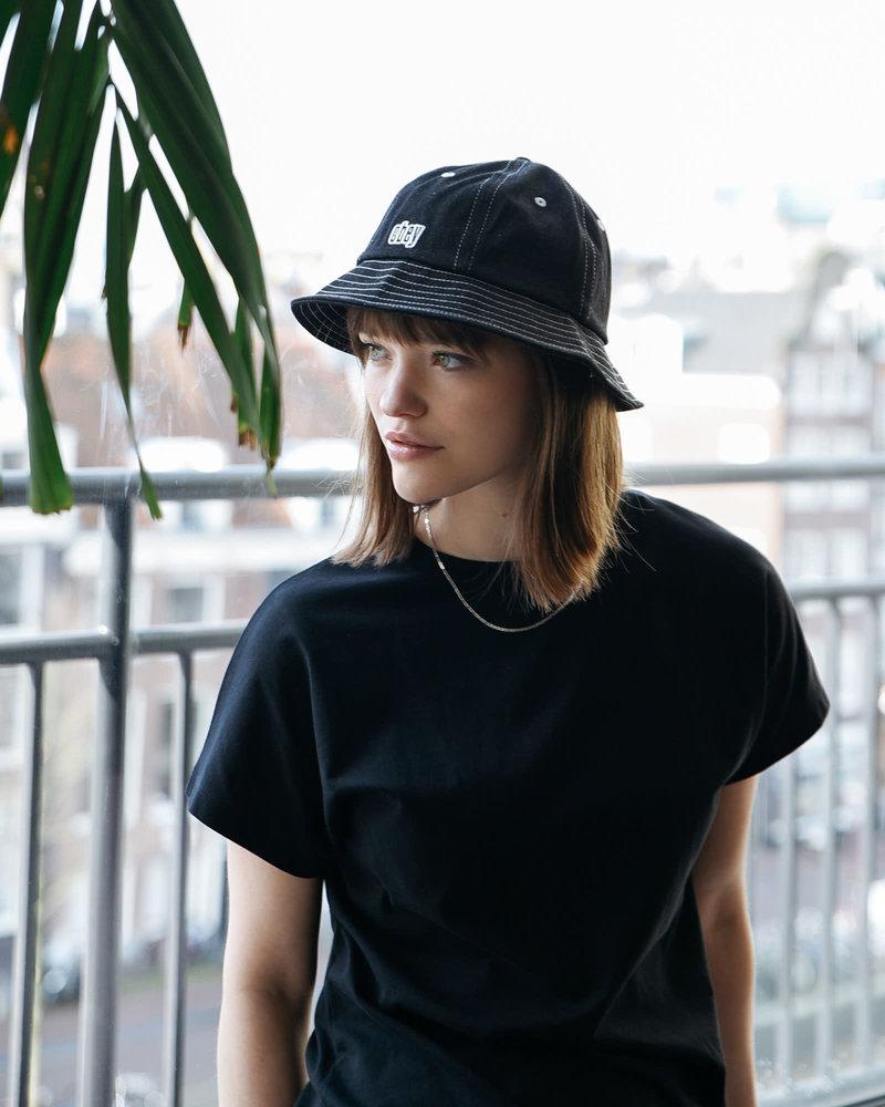 Moore bucket hat black