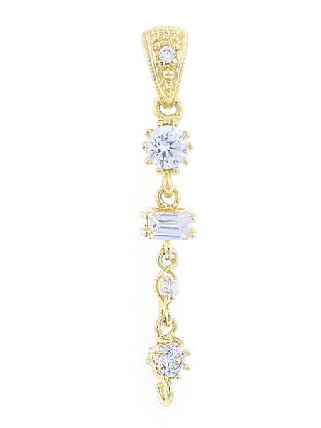 The Two Collectors Goldplated Earring Charm Constellation