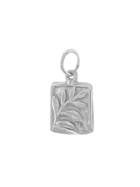The Two Collectors Silver Earring Charm Palm