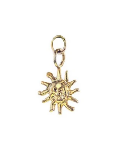 The Two Collectors Goldfilled Earring Charm Daylight