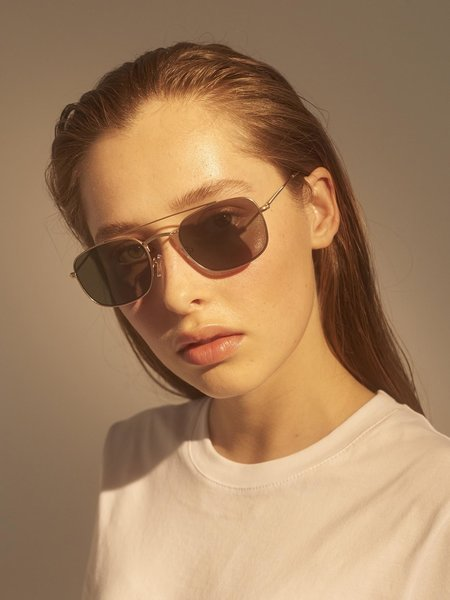 Toby Sunglasses Gold